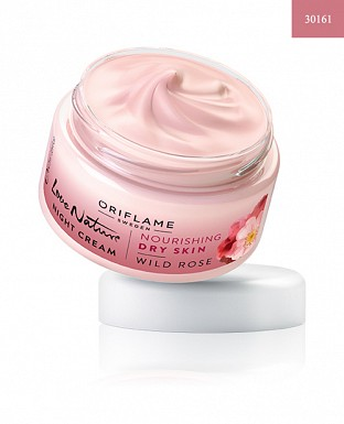 Love Nature Night Cream Wild Rose 50ml @ Rs360.00
