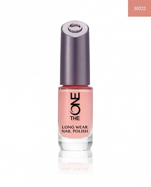 The ONE Long Wear Nail Polish - Ballerina Rose 8ml @ Rs308.00