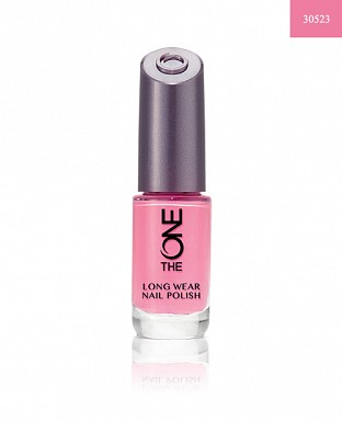 The ONE Long Wear Nail Polish - Strawberry Cream 8ml @ Rs308.00