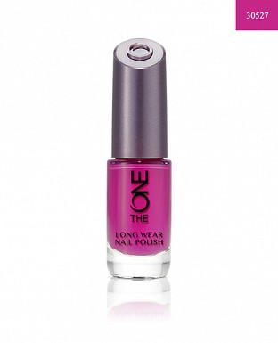 The ONE Long Wear Nail Polish - Night Orchid 8ml @ Rs308.00