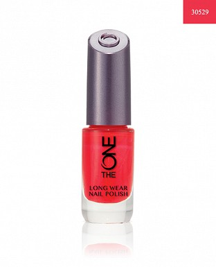 The ONE Long Wear Nail Polish - Red Sky at Night 8ml @ Rs308.00