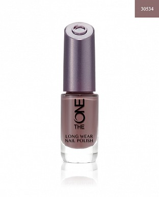 The ONE Long Wear Nail Polish - Cappuccino 8ml@ Rs.308.00