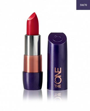 The ONE 5-in-1 Colour Stylist Lipstick - London Red 4g@ Rs.418.00