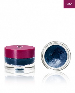 The ONE Colour Impact Cream Eye Shadow - Deep Indigo 4g Buy Rs.418.00