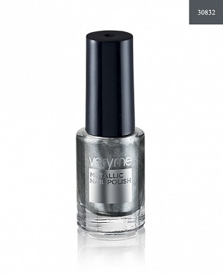 Very Me Metallic Nail Polish - Steel Frost 6ml@ Rs.175.00