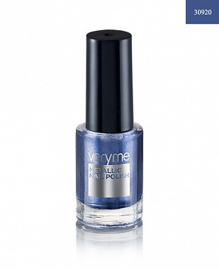 Very Me Metallic Nail Polish - Blue Passion 6ml @ Rs175.00