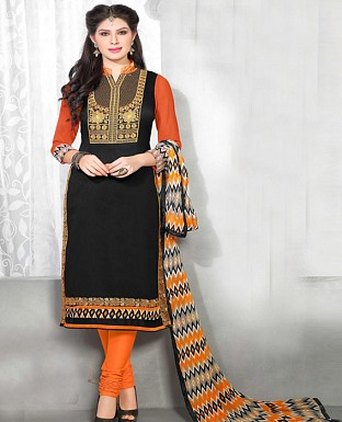 Latest multi Color Salwar Suit @ Rs810.00