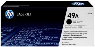 HP 49A Black LaserJet Toner Cartridge@ Rs.5933.00