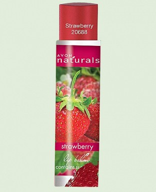 Avon Naturals Strawberry Lip Balm 4.5 gm @ Rs257.00
