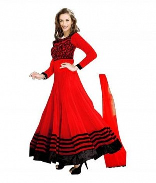 evelyn sharma RED SEQVENCE @ Rs864.00