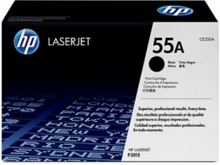 HP LaserJet 55A Black Toner Cartridge @ Rs9456.00
