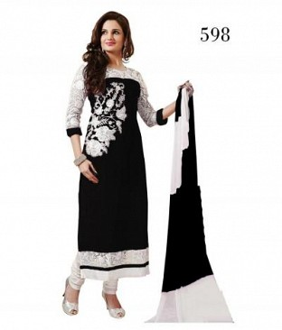 MONIKA BEDI BALCK @ Rs988.00