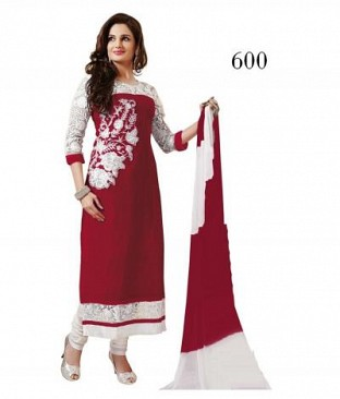 MONIKA BEDI  RED @ Rs988.00