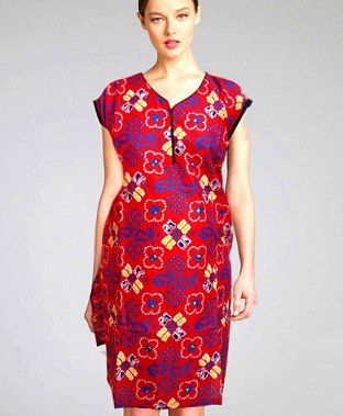Printed Cotton Kurtis @ Rs308.00
