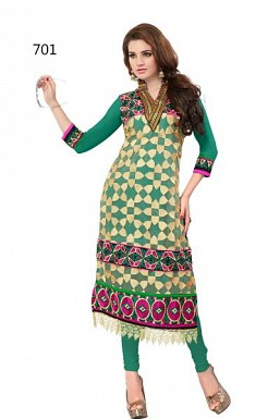 JACQUELINE GREEN 502 @ Rs1359.00