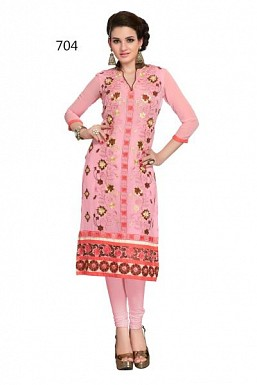 JACQUELINE LIGHT PINK 505 @ Rs1235.00