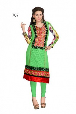JACQUELINE GREEN 508 @ Rs1359.00
