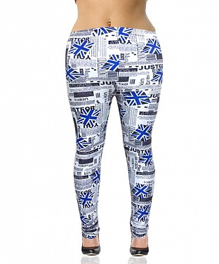 Stretchable Polyester Leggings@ Rs.360.00