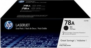 HP 78A Black Dual Pack LasetJet Toner Cartridge @ Rs8034.00