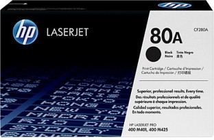 HP 80A Black LaserJet Toner Cartridge @ Rs6674.00