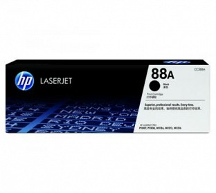 HP 88A Black LaserJet Toner Cartridge CC388A @ Rs3460.00