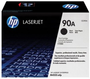 HP 90A Black LaserJet Toner Cartridge@ Rs.11742.00