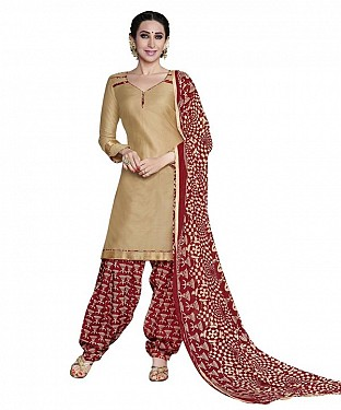 serial style dress@ Rs.864.00