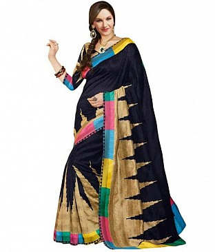 black Bhagalpuri sree Buy Rs.432.00