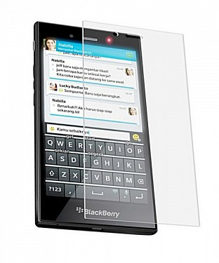 Blackberry Z3  Screen Protector/ Screen Guard @ Rs61.00