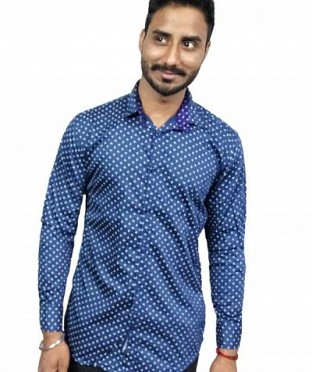 men's Casual Slim fit Shirts@ Rs.494.00