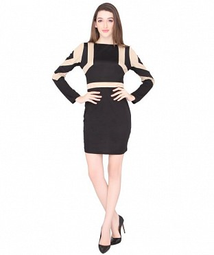 ELLIANA BODYCON DRESS @ Rs915.00