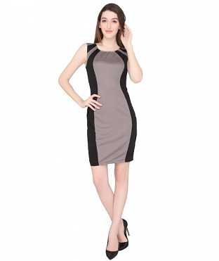 CELEBRITY STYLE BODYCON DRESS @ Rs810.00