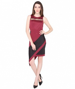 ELLIANA STYLISH SKATER DRESS @ Rs816.00