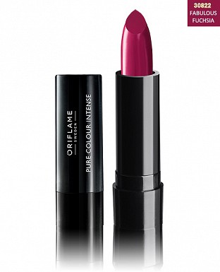 Oriflame Pure Colour Intense Lipstick Fabulous Fuchsia 2.5gm@ Rs.206.00