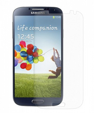 Samsung Galaxy S4 i9500 Screen Protector/ Screen Guard @ Rs102.00
