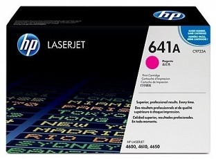 HP 641A Magenta LaserJet Toner Cartridge@ Rs.17799.00