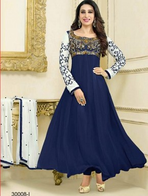 Glamarous Bollywood Designer Suit @ Rs1916.00