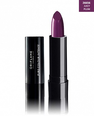 Oriflame Pure Colour Intense Lipstick - Juicy Plum 2.5g@ Rs.206.00