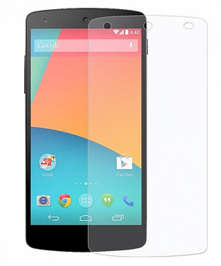 LG Google Nexus 5 Screen Protector/ Screen Guard @ Rs61.00