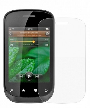 Lava Iris N320 Screen Guard/ Scratch Protector @ Rs51.00
