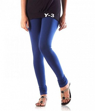 Cotton Blue Color Leggings@ Rs.246.00