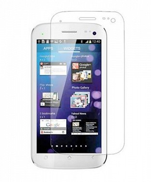 Micromax A068 Bolt Ultra Clear Screen Protector Screen Guard @ Rs51.00