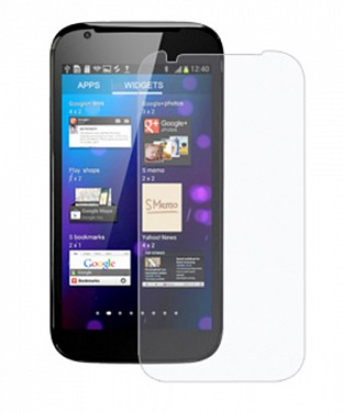 Micromax Canvas A100  Screen Guard/ Scratch Protector @ Rs51.00