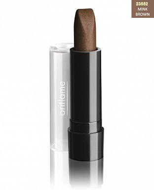 Oriflame Pure Colour Lipstick - Mink Brown 2.5g@ Rs.206.00