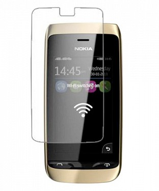 Nokia Asha 310 Screen Protector Screen Guard @ Rs51.00