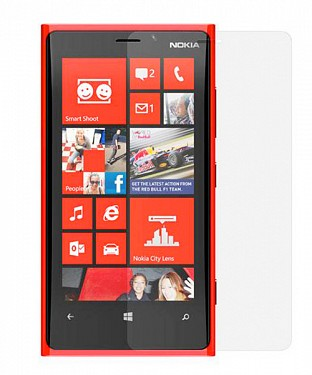 Nokia Lumia 920 Screen Protector Screen Guard @ Rs51.00