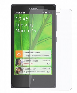 Nokia X Screen Protector Screen Guard @ Rs51.00