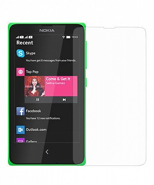 Nokia X Plus Dual SIM Screen Protector/ Screen Guard @ Rs51.00