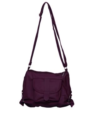 Notbad bag purple 0013 colour @ Rs617.00