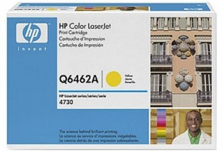 HP Color LaserJet Q6462A Yellow Print Cartridge @ Rs23979.00
